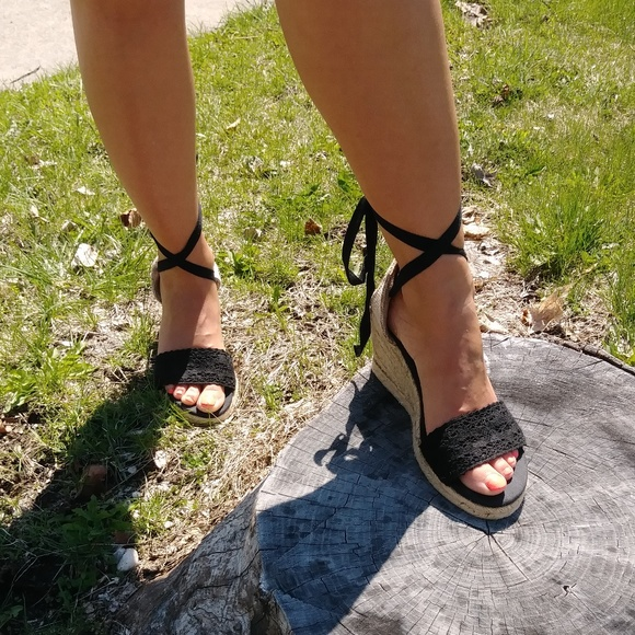 Montego Bay Club Shoes | Wedge Ankle